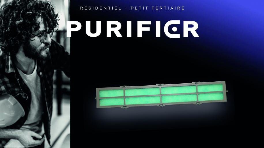 Filtres purificateurs